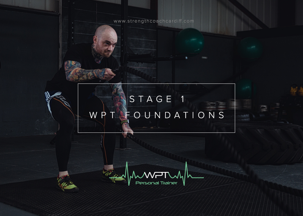 Stage 1 – WPT Foundations