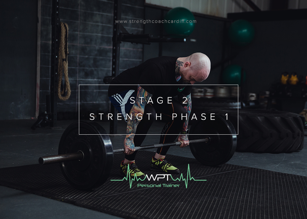 Stage 2 – Strength Phase 1