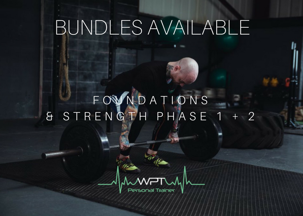 Foundations & Strength Phase 1 + 2